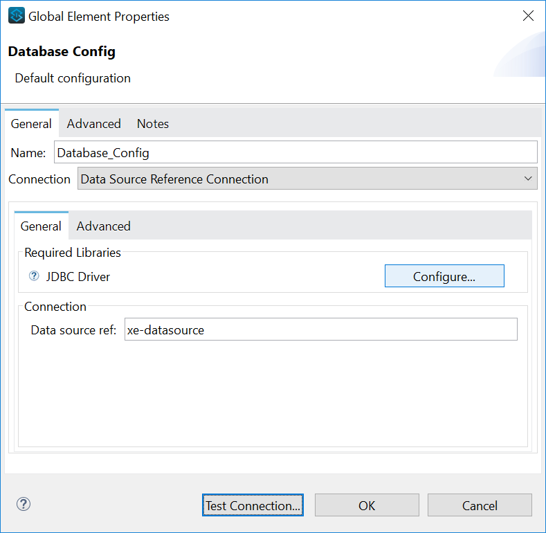 DBCP2 Spring database connector