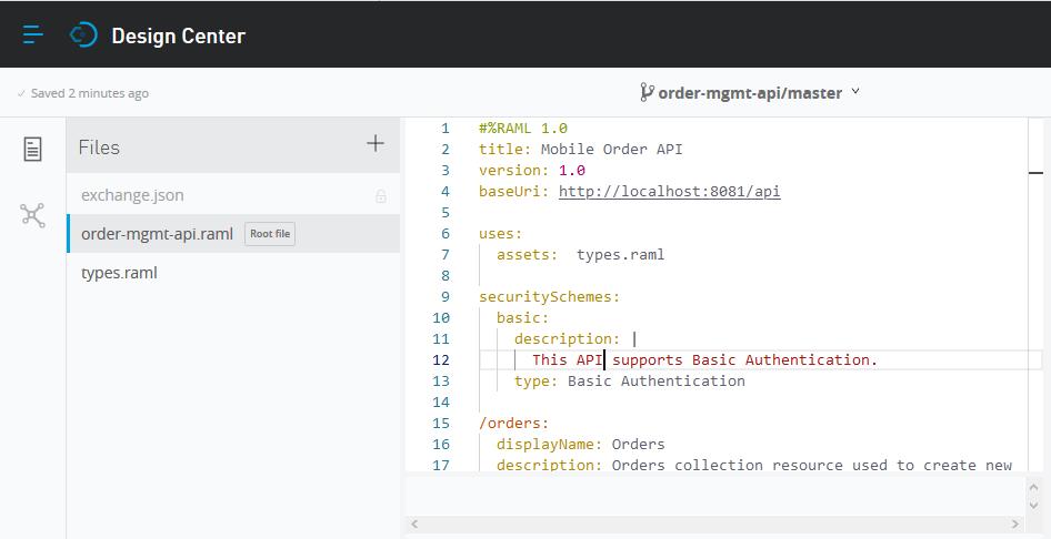 MuleSoft API lifecycle – Use Case