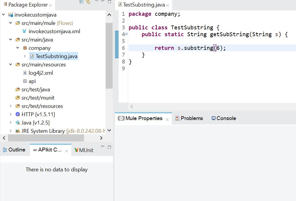 Invoke Custom Java Class Using Dataweave