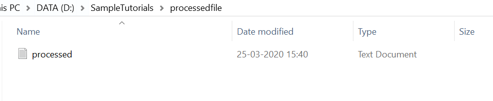 On New Or Updated File