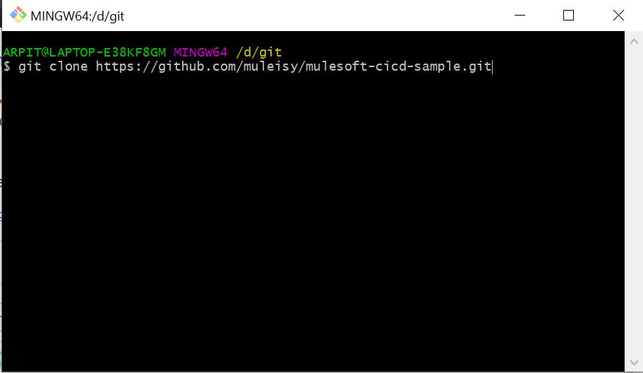 Git Hub Setup