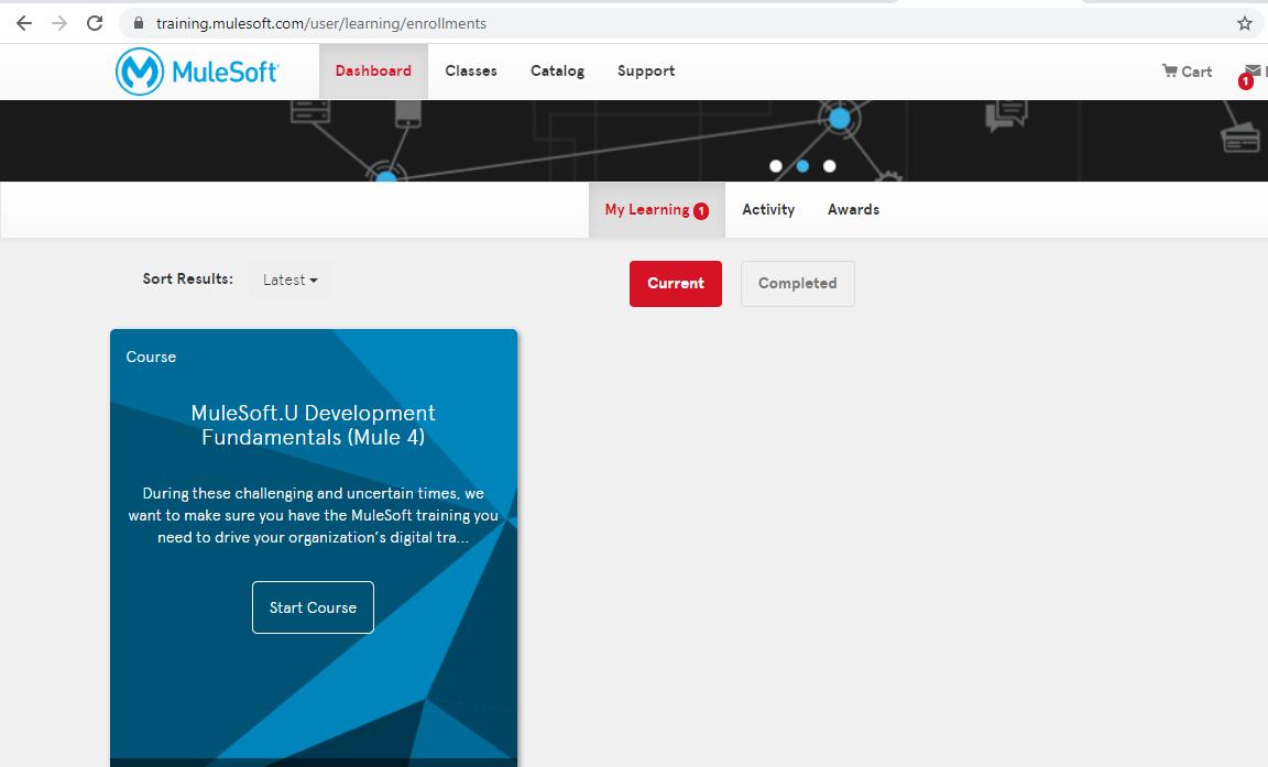 MuleSoft.U Development Fundamentals (Mule 4)