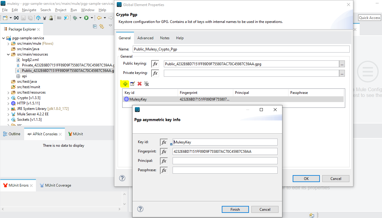 PGP Encryption in MuleSoft