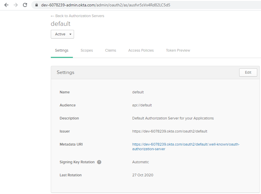 SSO using OKTA in Anypoint Platform