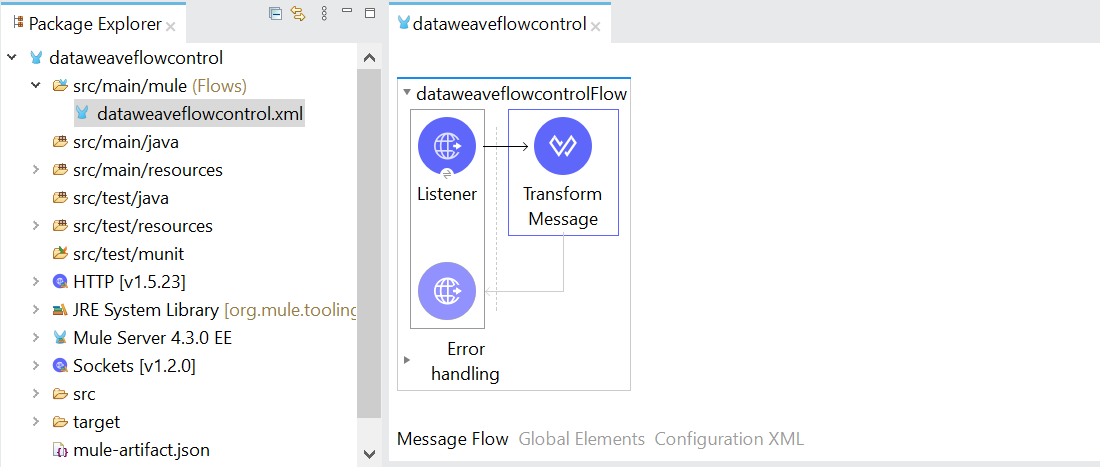 Flow Control Operations In Dataweave