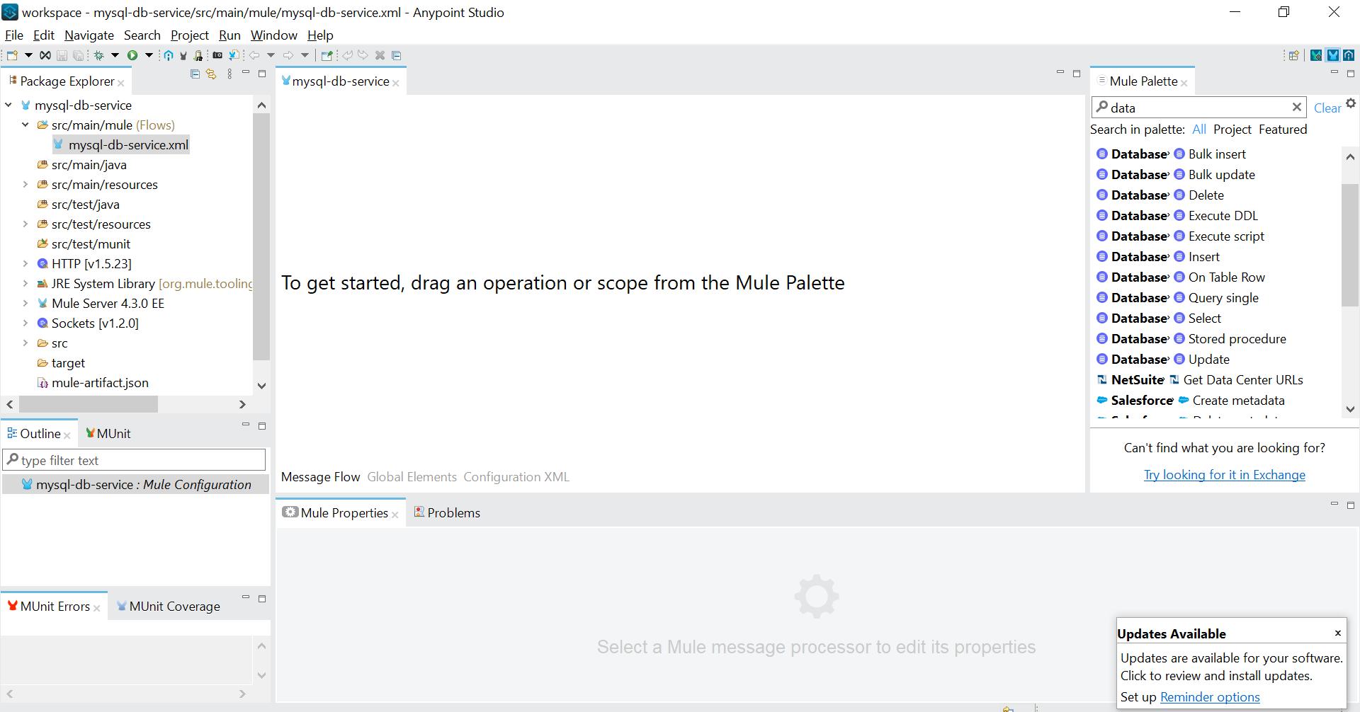 Update in MySQL DB table